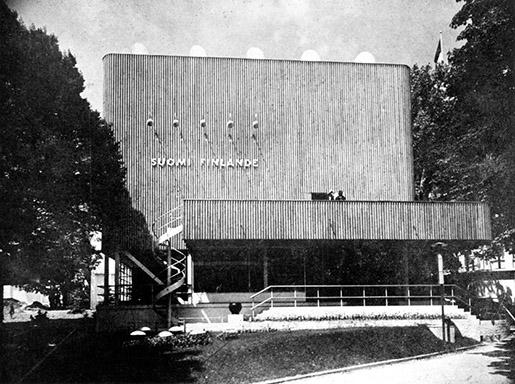 世界舞台上的芬蘭建築 – 國家主義與國際主義