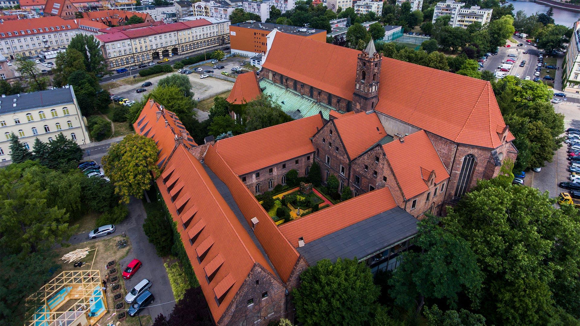 波蘭弗次瓦夫建築博物館
