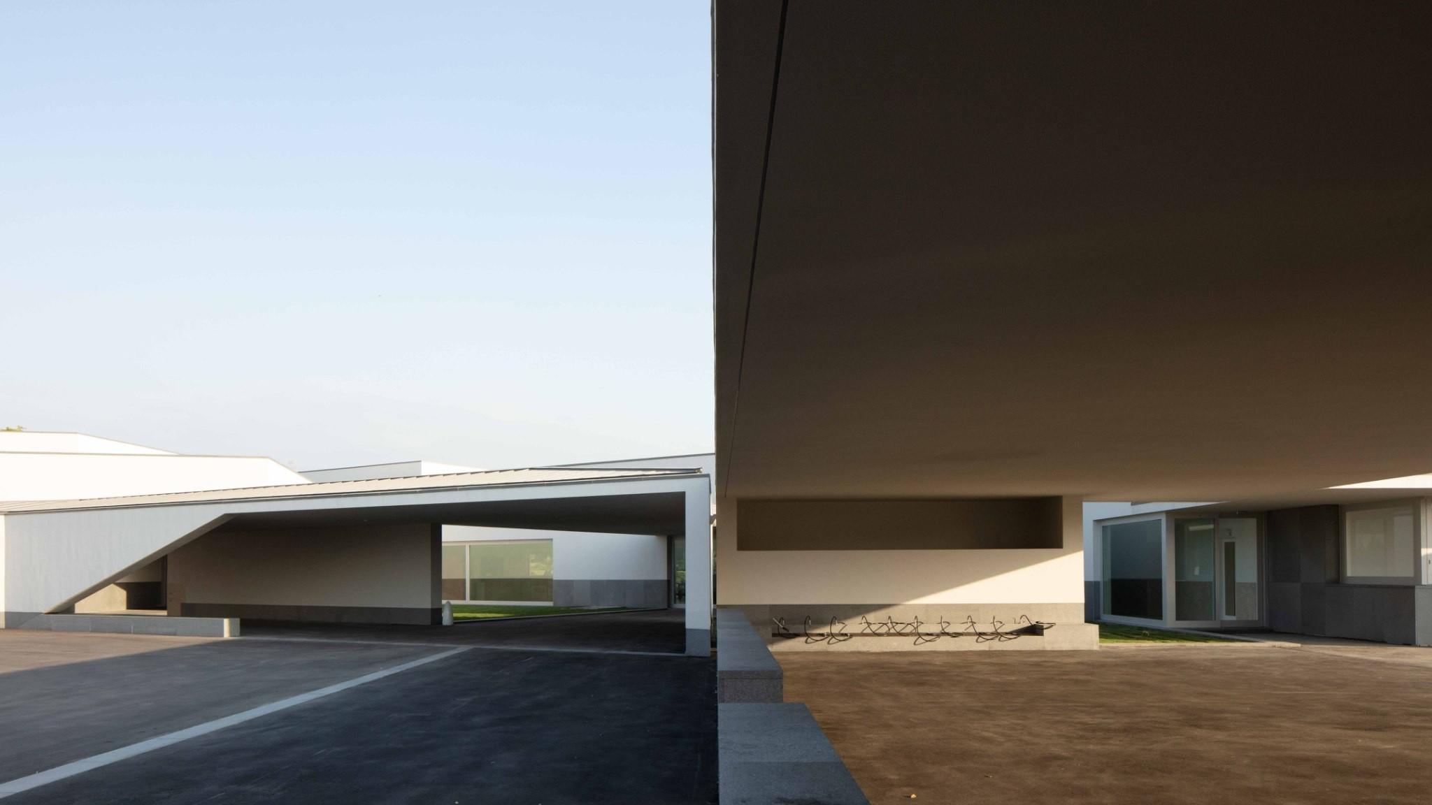 徜徉果嶺的建築詩作:台豐高爾夫俱樂部