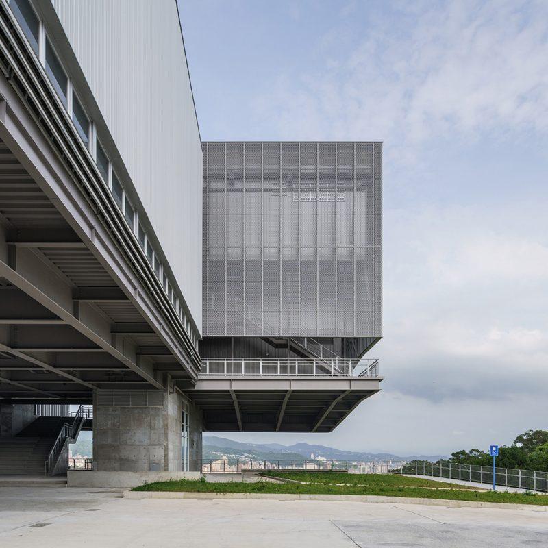臺北藝術大學科技藝術館