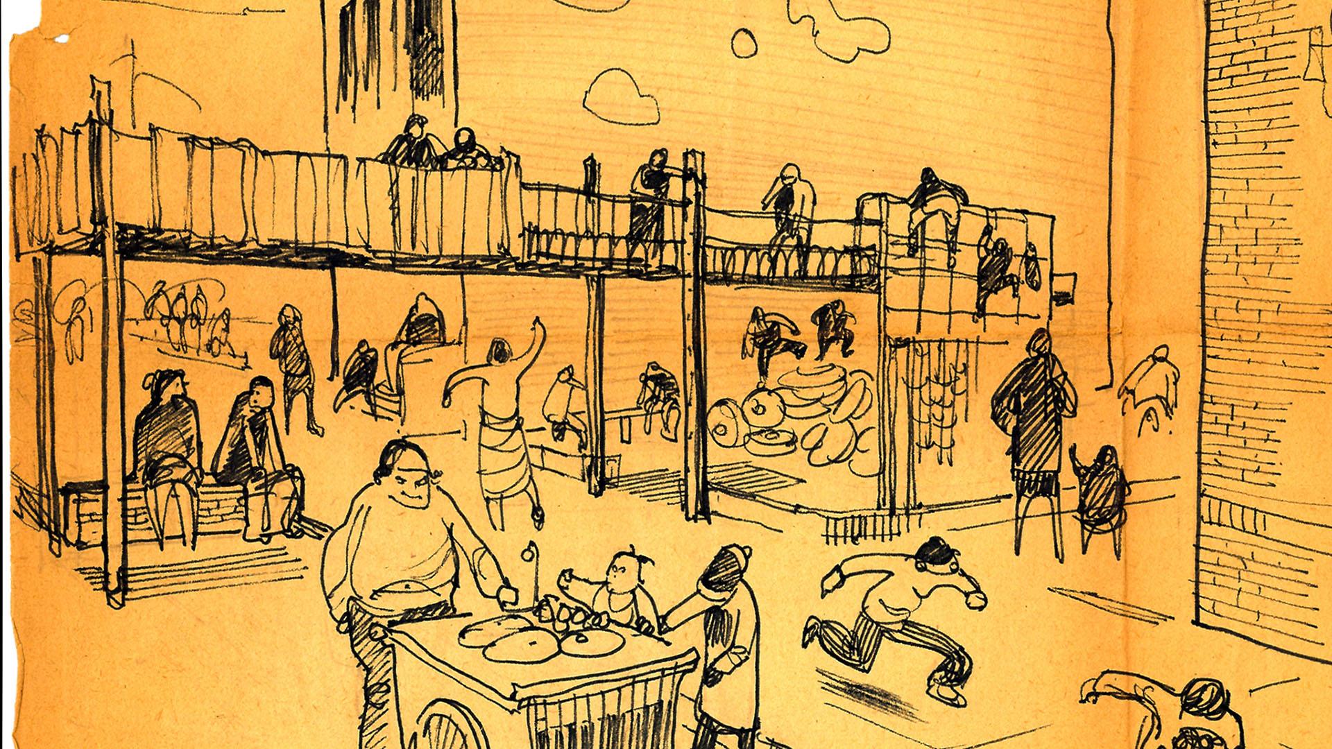多向匯集的人生:從建築到都市設計.從台灣到美國(上)
